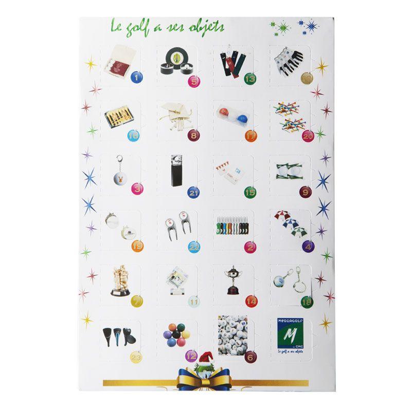 Calendrier De Lavent Personnalise Entreprise.Calendrier De L Avent Chocolat Au Lait 65g 231x159x10